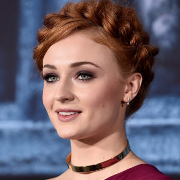 "Sophie Turner admitted that she learned about sex from ""Game of Thrones"""