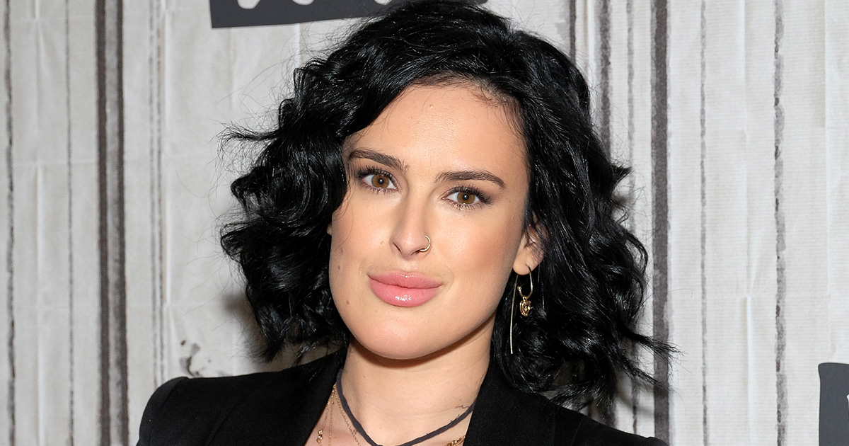 Rumer Willis just celebrated six months of sobriety, and we're so happy for her