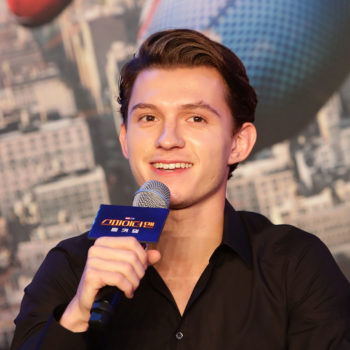 Tom Holland revealed when he feels sexiest