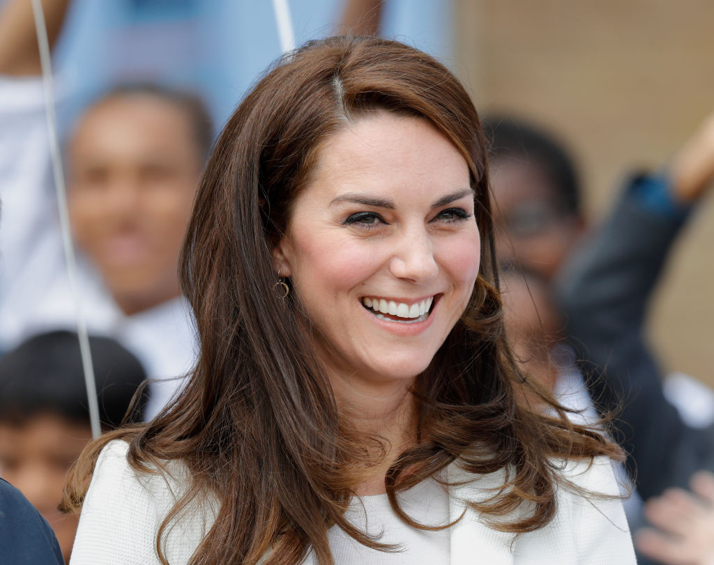 Kate Middleton just debuted shorter hair, and we're all the way into it