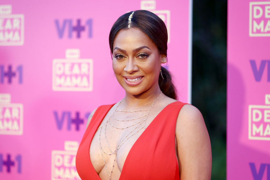 La La Anthony leaked some awesome details about Beyoncé's push party, while still kinda keeping mum