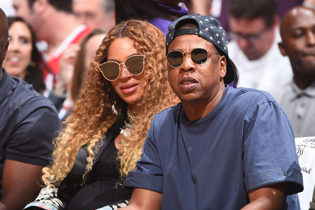 "Beyoncé reportedly approved of every song on Jay-Z's new album ""4:44"""
