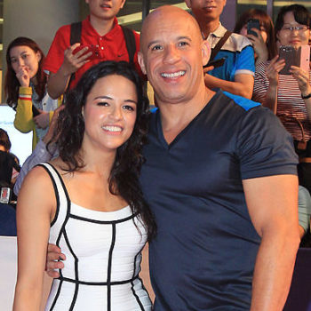 """After calling out """"Fast and Furious,"""" Michelle Rodriguez clarifies that Vin Diesel has been supportive of strong women"""