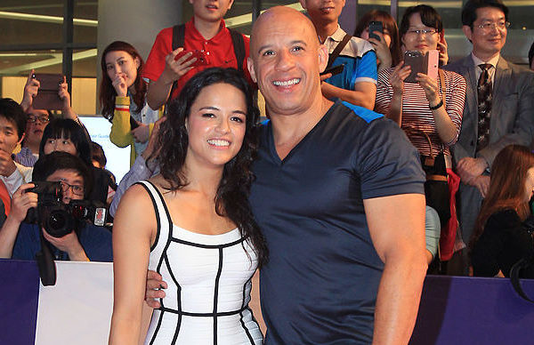 "After calling out ""Fast and Furious,"" Michelle Rodriguez clarifies that Vin Diesel has been supportive of strong women"