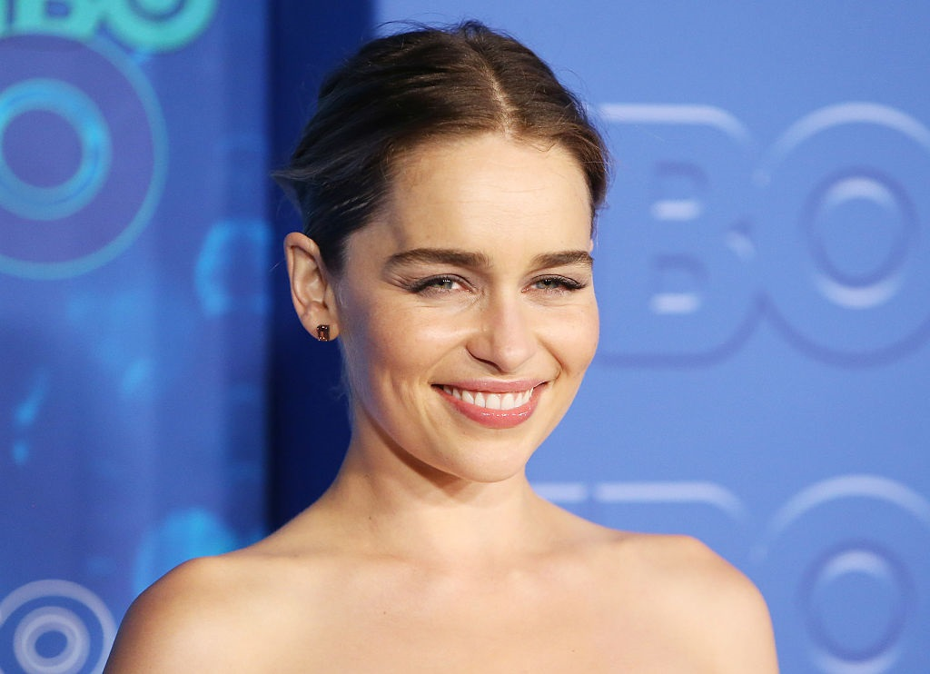 Emilia Clarke discussed the first time she met Jason Momoa, and it's hilarious