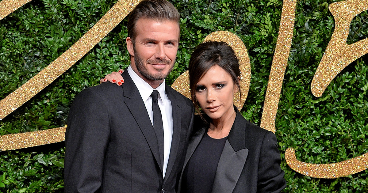 David and Victoria Beckham celebrated their 18th wedding anniversary with the most adorable throwbacks