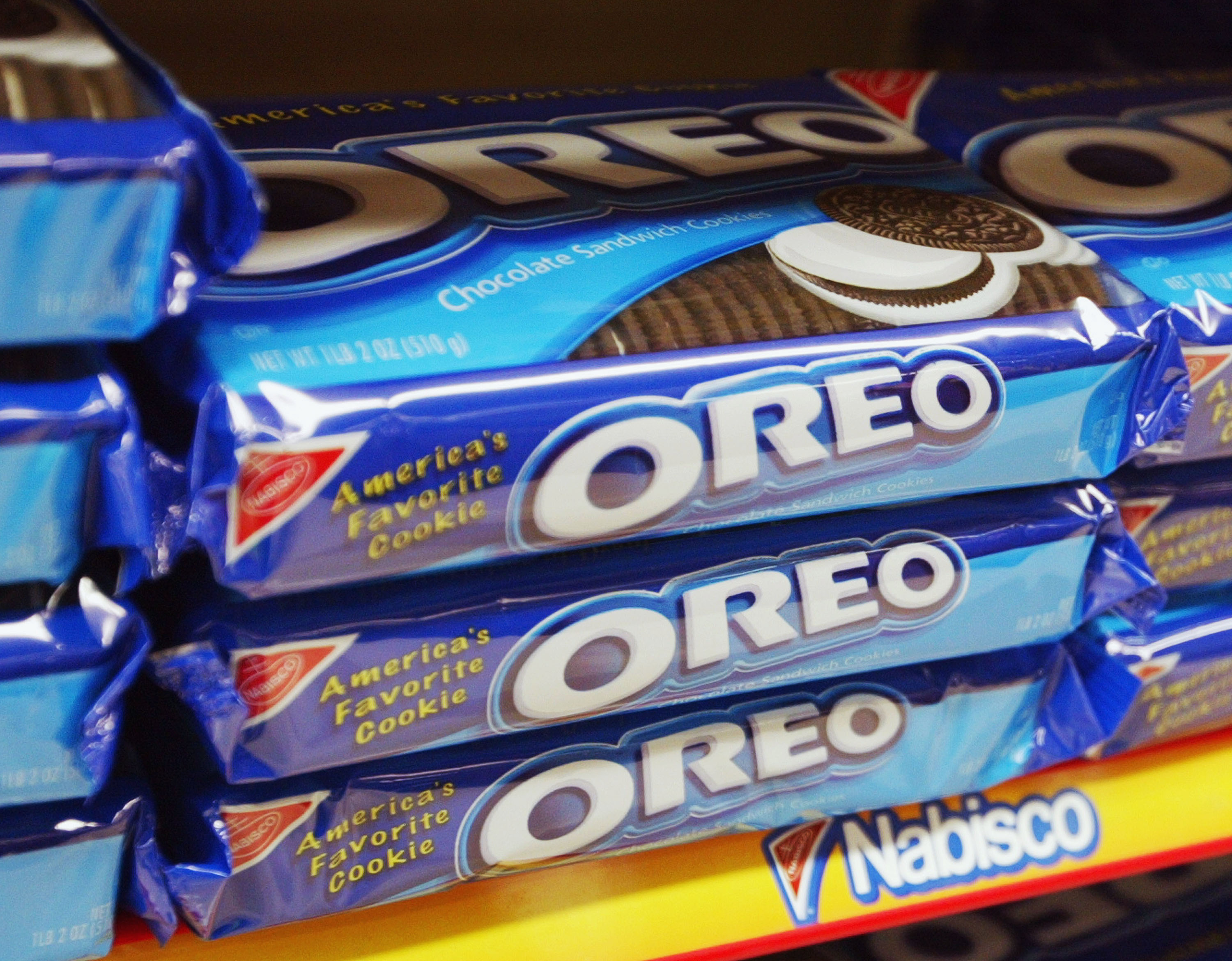 Some people are getting customized Oreos in weird flavors, and we're already jealous