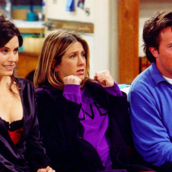 """This """"Friends"""" theory suggests that the show is actually an elaborate set up for Starbucks, and huh?"""