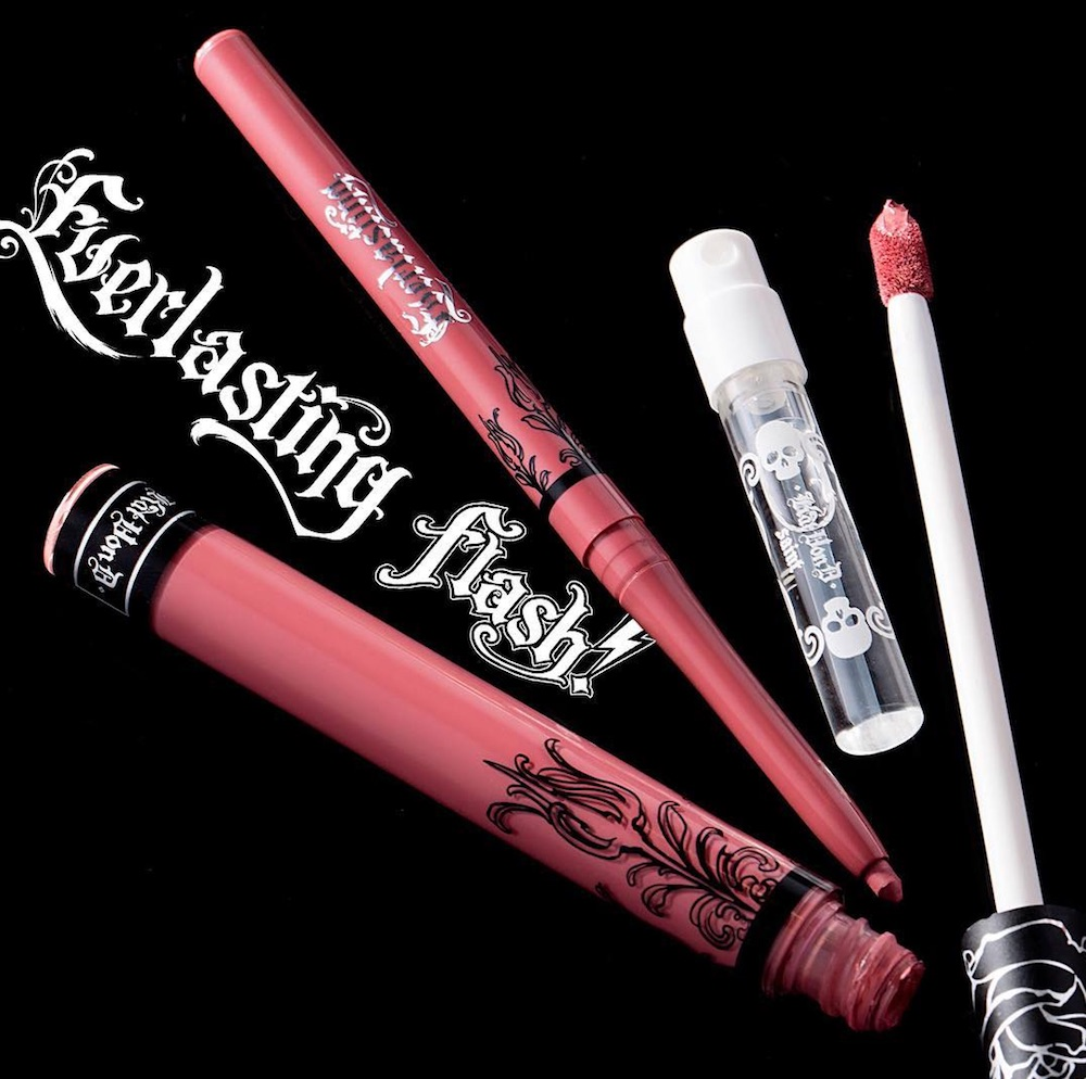 Run, don't walk: Kat Von D just released the Saint Set for Sephora's Everlasting Flash Sale