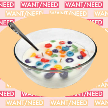 WANT/NEED: A Froot Loops-scented candle for your inner sugar cereal lover, and more stuff you'll want to buy