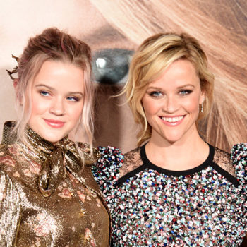 Squint and you can't tell Reese Witherspoon and her daughter apart in these July Fourth snaps