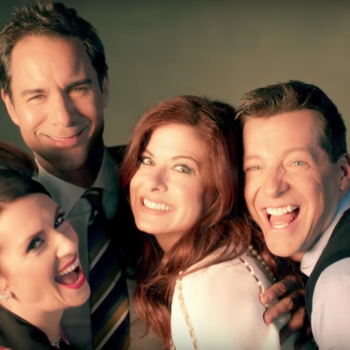 "This ""Will & Grace"" teaser gets the party started, and we're beyond happy to see the crew together again"