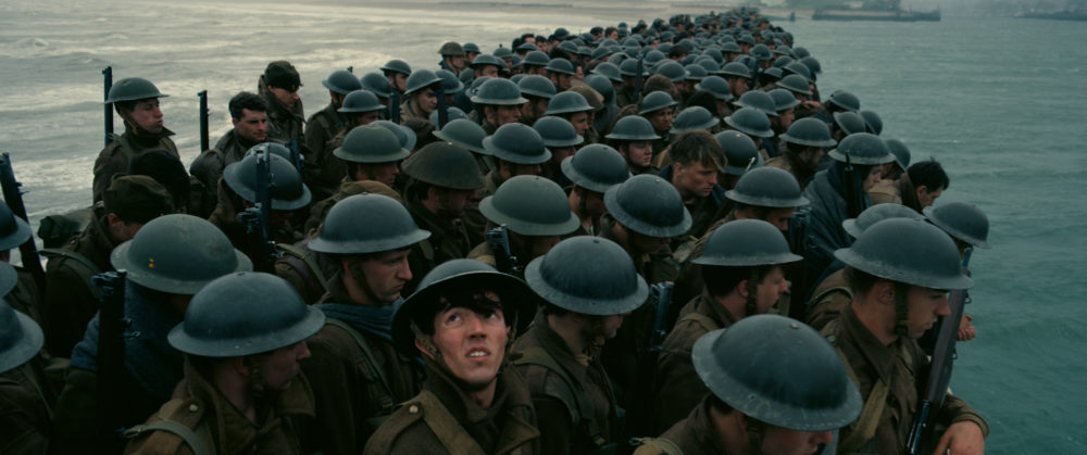 """Tom Hardy faces the harsh realities of war in this intense """"Dunkirk"""" teaser"""