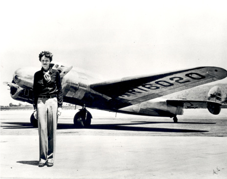 Don't freak out, but this photo may prove that Amelia Earhart survived her final flight