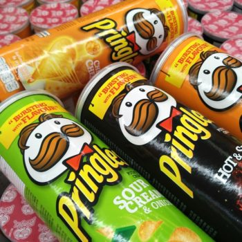 Pringles' newest flavor has us seriously intrigued