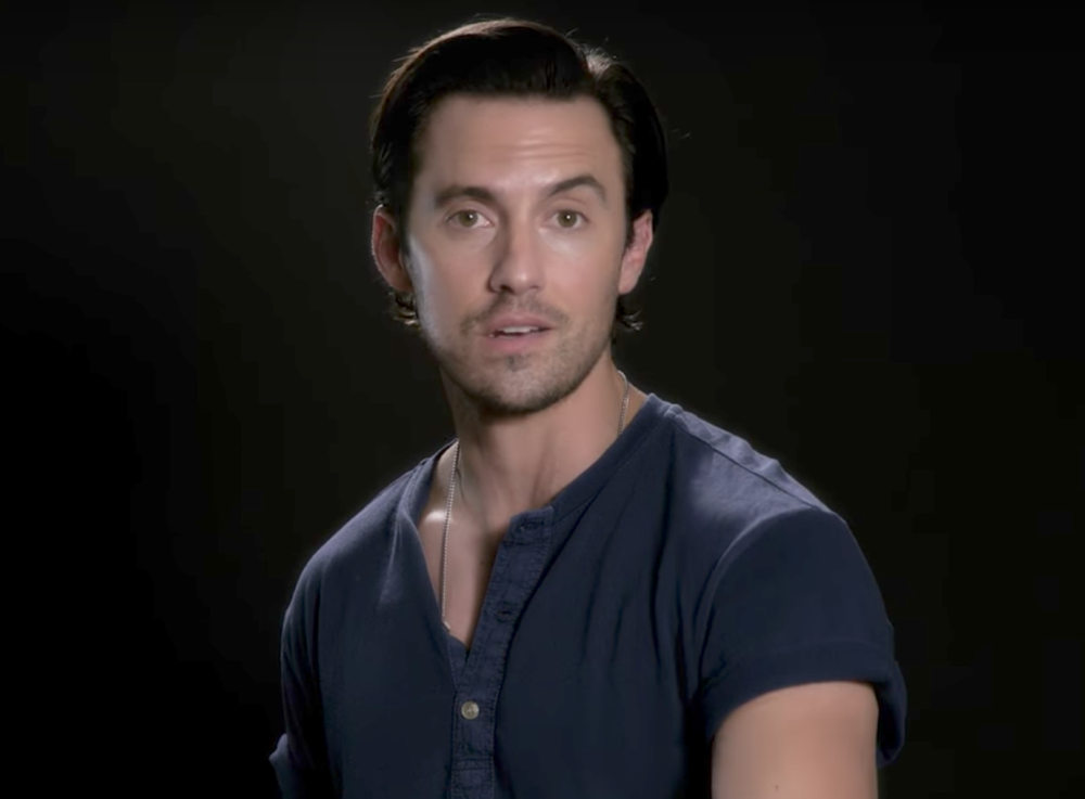 "Milo Ventimiglia singing the Spice Girls' ""Wannabe"" will actually make your day"