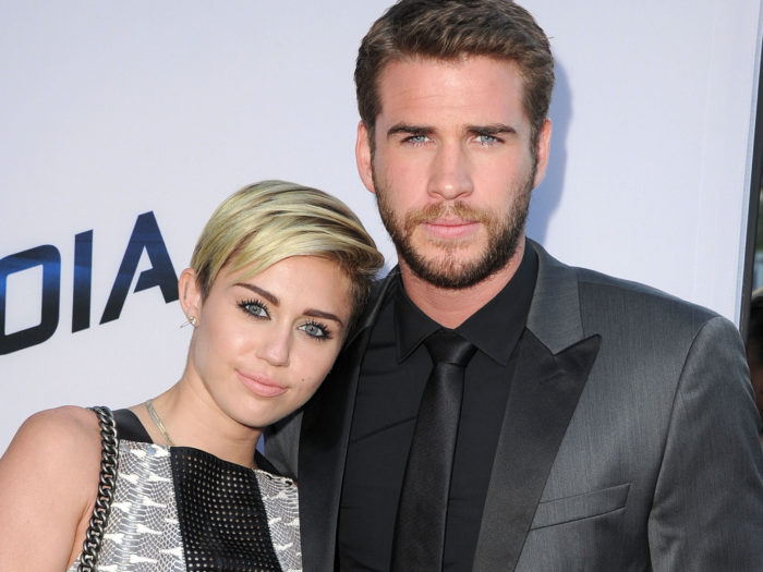 Miley Cyrus shares adorable photo of FIRST kiss with Liam Hemsworth