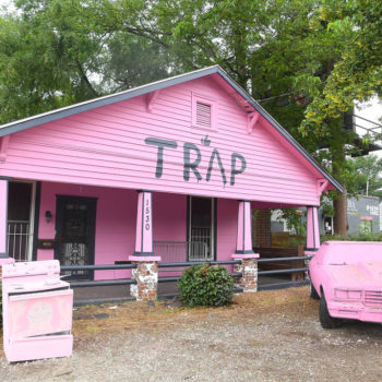 "Rapper 2 Chainz just turned his pink ""trap house"" into an HIV testing clinic"