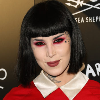 Kat Von D Beauty's new Metal Crush highlighter is a glow lover's dream