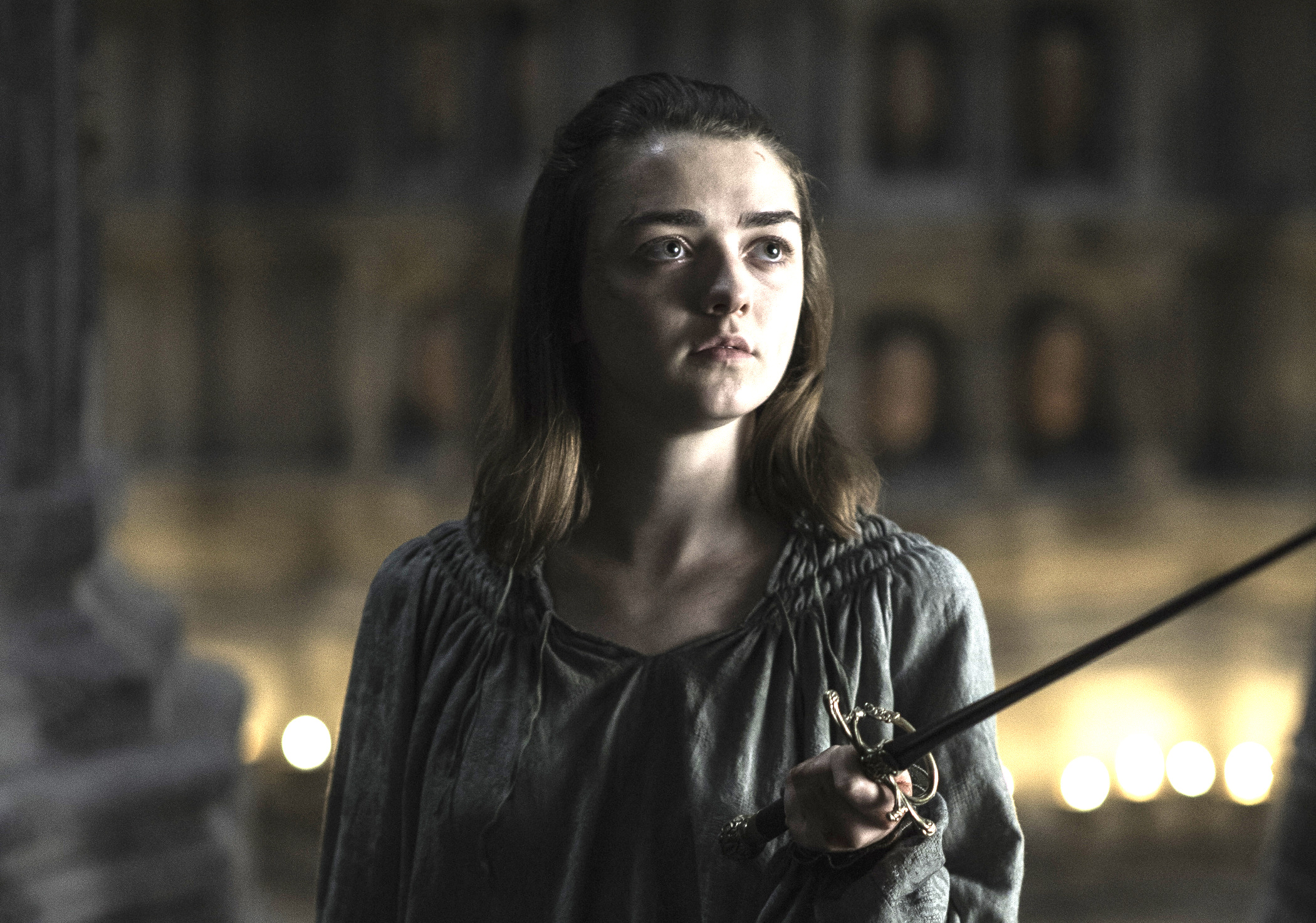"Arya's best friend *might* be coming back to ""Game of Thrones"""