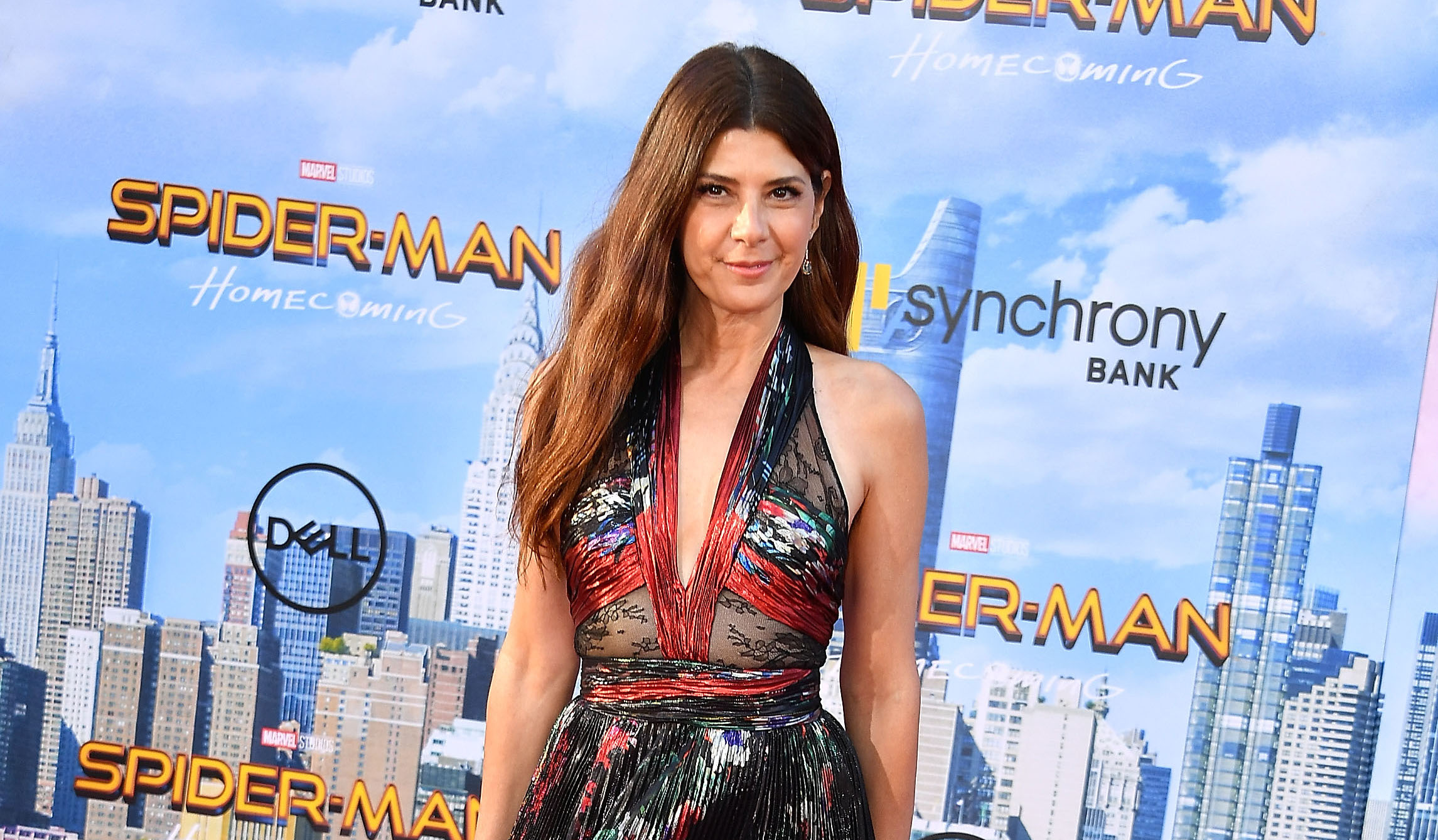 "Marisa Tomei wants to see more of Aunt May in future ""Spider-Man"" films — especially after *that* ending"