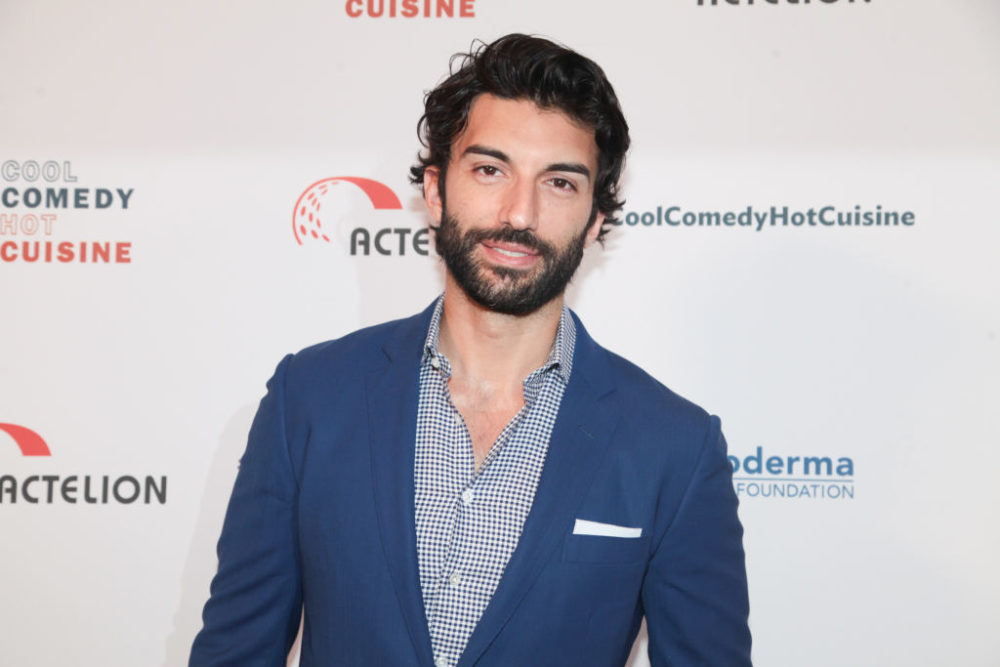 """Jane the Virgin's"" Justin Baldoni is here to break down gender norms with his new talk show"