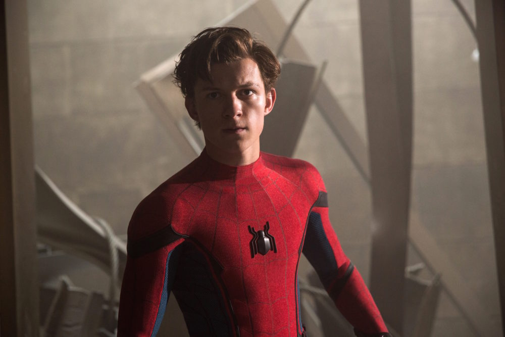 """While this isn't a competition, the end credit scene of """"Spider-Man: Homecoming"""" is the best end credit scene"""