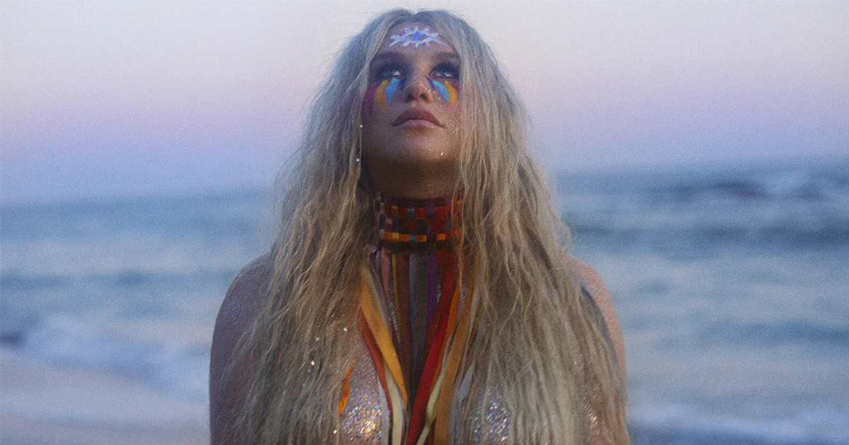 Kesha still had to get the approval of Dr. Luke to release her new music