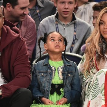 Twitter can't handle Blue Ivy freestyling on Jay-Z's new album