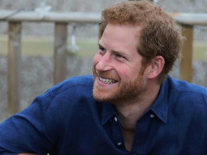 Prince Harry is the ultimate big kid at sports carnival