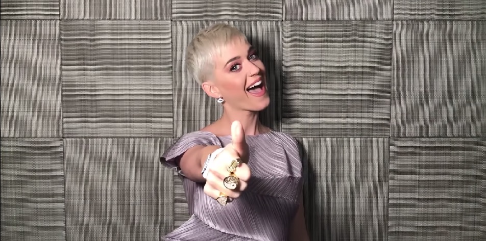 """Katy Perry is holding a contest to find a dancer for her """"Swish Swish"""" music video"""