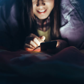 OMG, here's why you may want to think twice before charging your phone in bed