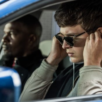 """We now know where Baby got his sunglasses from in """"Baby Driver,"""" and the reason is pretty dark"""