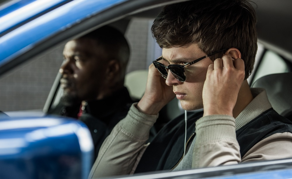 "We now know where Baby got his sunglasses from in ""Baby Driver,"" and the reason is pretty dark"
