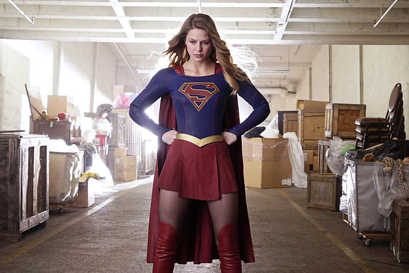 "This ""Supergirl"" casting news has us so excited for fall TV"