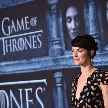 Lena Headey just got super real about postpartum depression