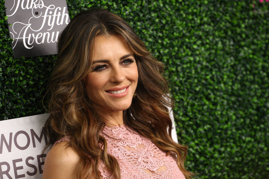 Why we shouldn't be freaking out over Elizabeth Hurley's bikini selfies on Instagram