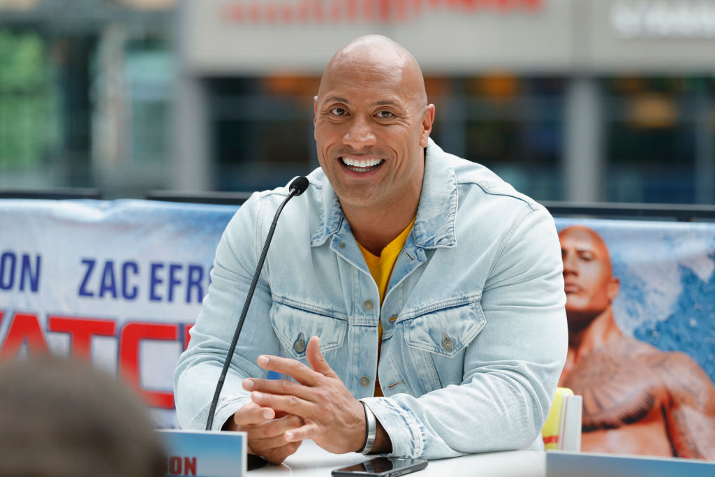 """Dwayne """"The Rock"""" Johnson revealed which face wash he uses every day, and it's surprisingly affordable"""