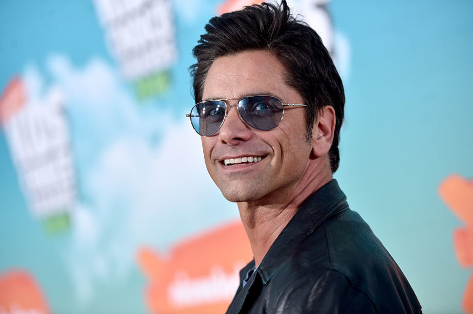 ICYMI, John Stamos still does a perfect impression of Elvis