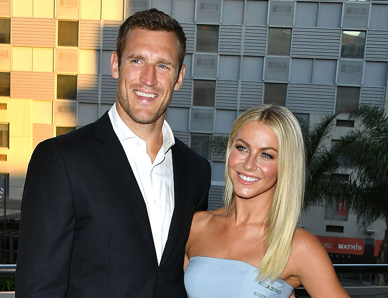 Julianne Hough and Brooks Laich just got married!