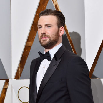 Chris Evans scared the internet with this tweet about his dog