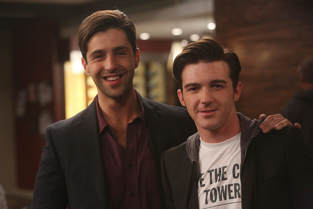 Drake Bell opened up about how he felt when Josh Peck didn't invite him to his wedding