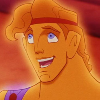 """A stage version of Disney's """"Hercules"""" is in the works because he put the glad in gladiator"""