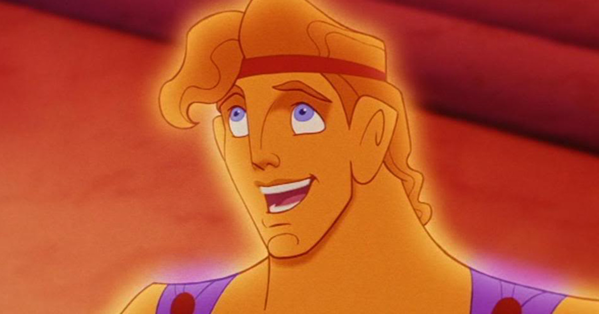 "A stage version of Disney's ""Hercules"" is in the works because he put the glad in gladiator"
