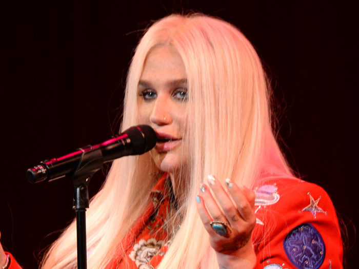 Kesha claims aliens inspired new album