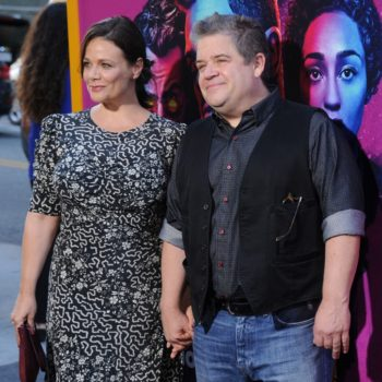 Patton Oswalt had some words to say about fans who criticized his engagement