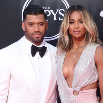 Ciara and Russell Wilson just won the game when it comes to his-and-hers wedding anniversary gifts