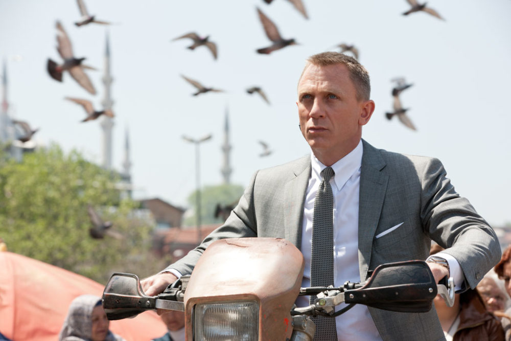Daniel Craig will reportedly return as James Bond, and welcome back, 007