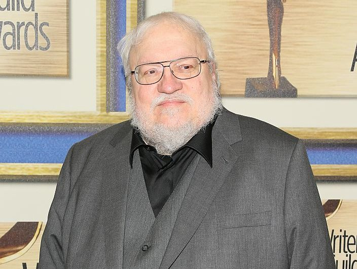 """Game of Thrones"" mastermind George R.R. Martin has another HBO project in the works"