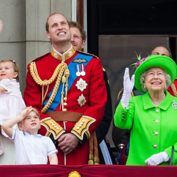 Prince George's nickname for Queen Elizabeth will warm your heart